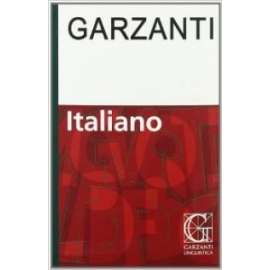 Libri GARZANTI - DIZIONARIO ITALIANO