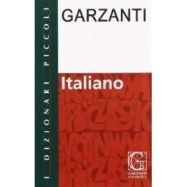 Libri GARZANTI - I DIZIONARI PICCOLI ITALIANO