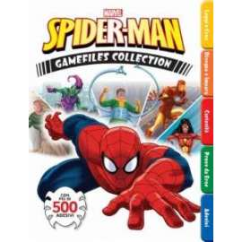 Libri WALT DISNEY - SPIDER-MAN gamefiles collection