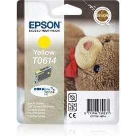 EPSON ink**CART.GIALLO STYD68PE/DX3800/DX480 0 D88PE D88 (T0614)