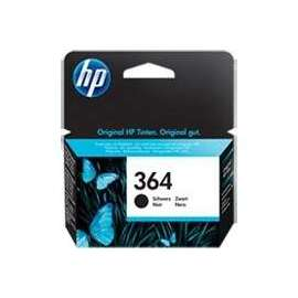 HP ink **Nø364 INK NERO per C5380/638 0/D5460/PRO8550