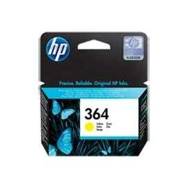 HP ink **N.364 INK GIALLO per C5380/638 0/D5460/PRO8550