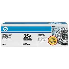 .HP TONER ** NERO PRINT CARTRIDGE P1005 1500pg P1006 .CB435A