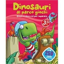 Libri EDICART - DINOSAURI AL PARCO GIOCHI