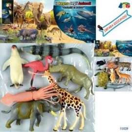 Giochi ANIMALI CURIOSI