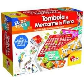 TOMBOLA E MERCANTE IN FIERA