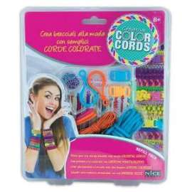 Giochi CREATIVE COLORS CORDS BLISTER