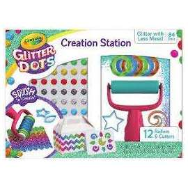 Giochi GLITTER DOTS ASSORTITI