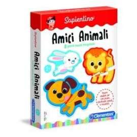 Giochi Sapientino AMICI ANIMALI +2 anni