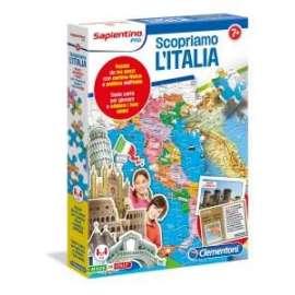 Giochi Sapientino SCOPRIAMO L ITALIA 7+