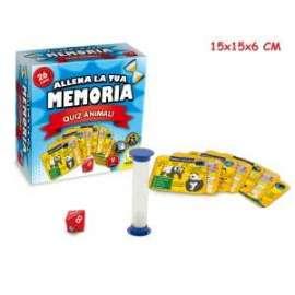 Giochi SFIDA LA TUA MEMORIA ANIMALI