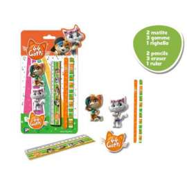 SET STATIONARY 44GATTI
