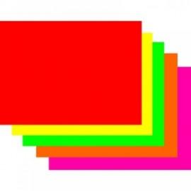 Cartoncino Fluorescente 50x70