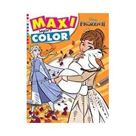 Libri WALT DISNEY - FROZEN. MAXI COLOR
