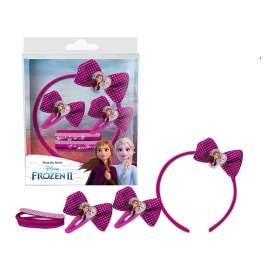 ACCESSORI PER CAPELLI FROZEN