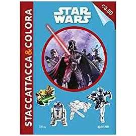 Libri WALT DISNEY - STAR WARS. STACCATTACCA