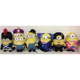 Giochi PELUCHE Minions 15 cm MOVIE