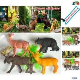 Giochi ANIMALI DELLA FORESTA