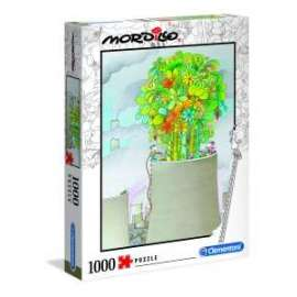 Giochi PUZZLE - 1000 - MORDILLO THE CURE