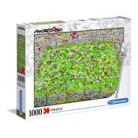 Giochi PUZZLE - 1000 - MORDILLO THE MATCH