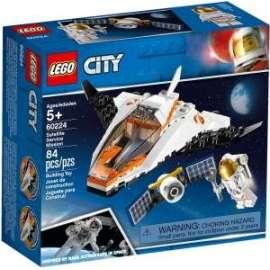 Giochi LEGO City - 60224 - RIPARAZIONE SATELLITARE