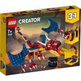 Giochi LEGO Creator - 31102 - DRAGO DEL FUOCO
