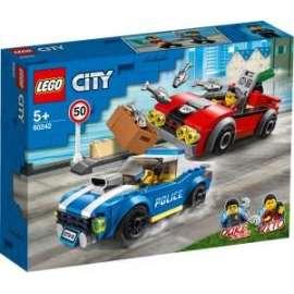 LEGO City - 60242 - ARRESTO DELLA POLIZIA