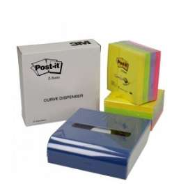 FOGLI ADESIVI Post-It Z-NOTES NEON
