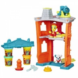 Giochi PLAYDOH TOWN FIREHOUSE
