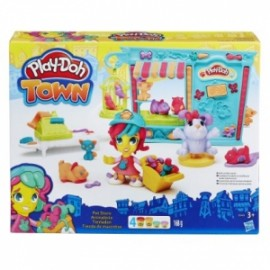 Giochi PLAYDOH TOWN PET STORE