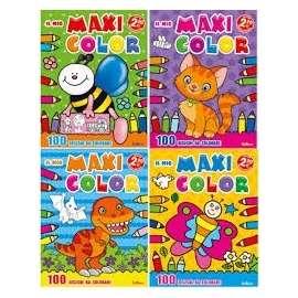 Libri EDICART - IL MIO MAXI COLOR
