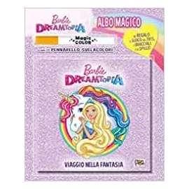 Libri PON PON - ALBO MAGICO Barbie Dreamtopia