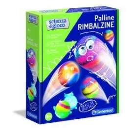PALLINE RIMBALZINE