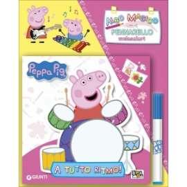 Libri PON PON - PEPPA PIG Albo magico