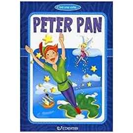 Libri EDIBIMBI - PETER PAN