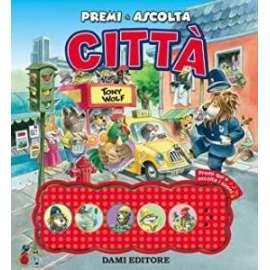 Libri DAMI - PREMI & ASCOLTA CITTA'