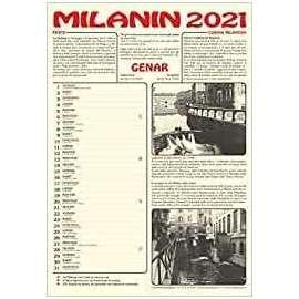 CALENDARIO MILANIN 2021