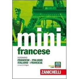Libri - ZANICHELLI - DIZIONARIO MINI DI FRANCESE