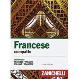 Libri - ZANICHELLI - DIZIONARIO DI FRANCESE