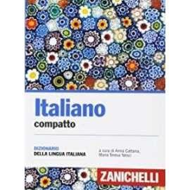 Libri - ZANICHELLI - DIZIONARIO DI ITALIANO