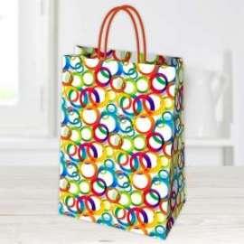 Shopper Carta 23x29x10 MONZA conf.10pz