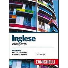 Libri ZANICHELLI - DIZIONARIO INGLESE compatto