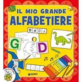 Libri GIUNTI JUNIOR - MIO GRANDE ALFABETIERE