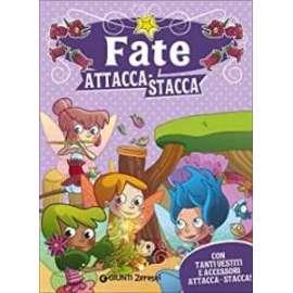 Libri GIUNTI JUNIOR - FATE ATTACCA - STACCA