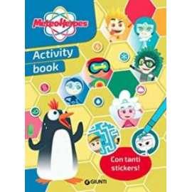 Libri GIUNTI  - STICKERS ACTIVITY BOOK