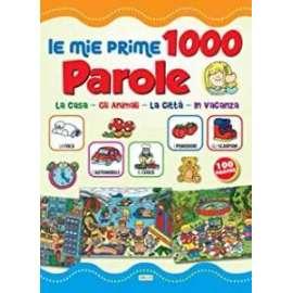 Libri ED.CRESCERE - LE MIE PRIME 1000 PAROLE