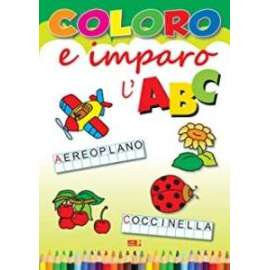 Libri ED.CRESCERE - COLORO E IMPARA