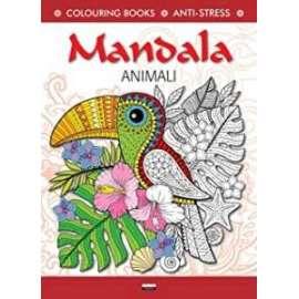 Libri ED.CRESCERE - MANDALA ANIMALI