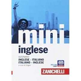 Libri ZANICHELLI - DIZIONARIO mini INGLESE