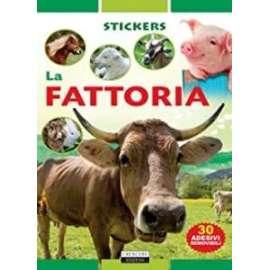 Libri ED.CRESCERE - STICKERS LA FATTORIA